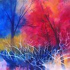 Colori nel bosco by Alessandro Andreuccetti