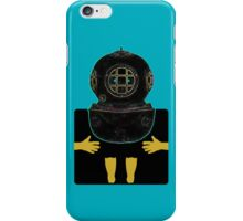 Deep Sea Diver iPhone Case/Skin
