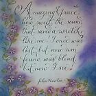 """Amazing Grace"" by Melissa Goza"