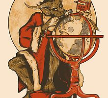 Merry Krampus by Creative Outpouring