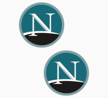Netscape ×2 by bape ★ $1.49 stickers