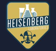 Heisenberg Labs by johnbjwilson