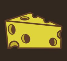 Cute swiss cheese by jazzydevil