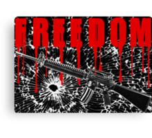 """Freedom"" Canvas Print"