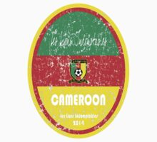 World Cup Football - Cameroon by madeofthoughts