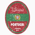 World Cup Football - Portugal by madeofthoughts