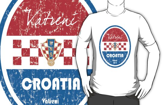 World Cup Football - Croatia by madeofthoughts
