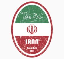 World Cup Football - Iran by madeofthoughts