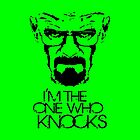 "breaking bad ""i'm the one who knocks"" by bulingean"