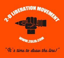2-D LIBERATION MOVEMENT by Tony White