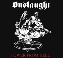 Onslaught - Power From Hell by SwiftWind