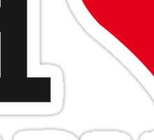 I ♥ KAZAN Sticker
