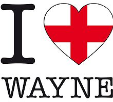 I ♥ WAYNE by eyesblau