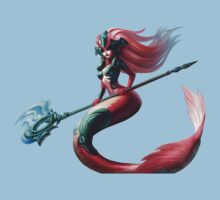 Nami - The Tidecaller by OkaNieba