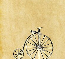 Ride A Penny Farthing by Sarah Champ