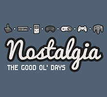 Nostalgia - The Good Ol' Days by thehookshot