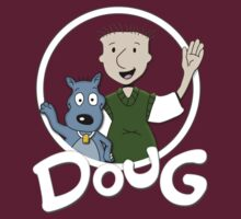 Nickelodeon Doug TV Show by angrymen
