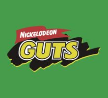 Nickelodeon Guts by angrymen