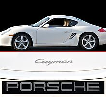 2013 Porsche Cayman by DaveKoontz