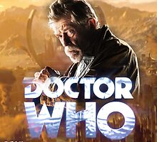 Doctor Who 50th Anniversary - War Doctor by Oliver Kidsley