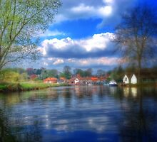 Norfolk Broads by jeremyab