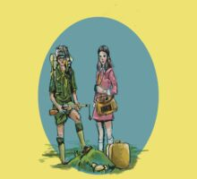 Moonrise Kingdom by dani quinn