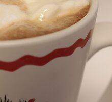 Christmas Hot Chocolate  by Stephen Thomas
