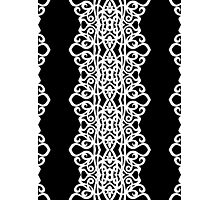 Lace Embroidery Design Photographic Print