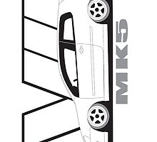 MKV GTI PhoneCase by VolkWear