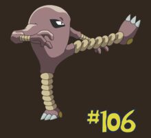 Hitmonlee NUM by Stephen Dwyer