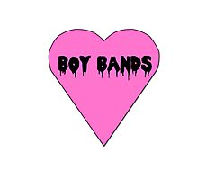 Boy Bands Photographic Print