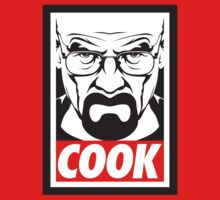 Breaking Bad Cook by monsterplanet