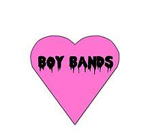Boy Bands by amandablake96