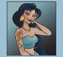 Disney Princesses with attitude - Jasmine Kids Clothes