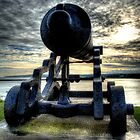 Collingwood Monument Cannon by Andrew Pounder