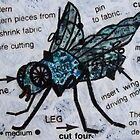 The Fly on the Wall Spy Device. by Bonnie coad