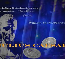 Julius Caesar--The fault dear Brutus... by KayeDreamsART