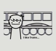 Asdf: I like trains by pandagoo
