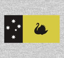 West Australia Flag Proposal by cadellin