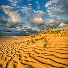 Cable Beach at Sunset by Mieke Boynton
