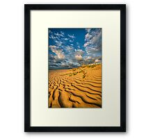 Cable Beach at Sunset Framed Print