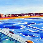 Bondi Stretch by gillsart
