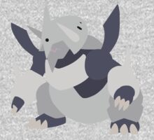 Mega Aggron by ArcaneFire