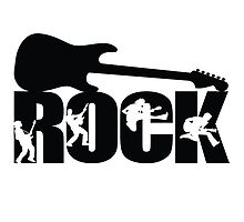 Rock music-Metal music by augustinet