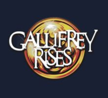 Doctor Who 50th Anniversary - Gallifrey Rises by Reverendryu