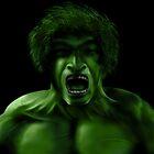Incredible Hulk 1970s TV Series by Grafx-Guy