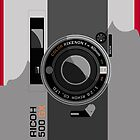 Ricoh Camera - (iPhone) by Adam Angold