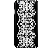 Lace Embroidery Design iPhone Case/Skin