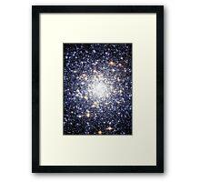Cluster Galaxy 3 | The Universe by Sir Douglas Fresh Framed Print