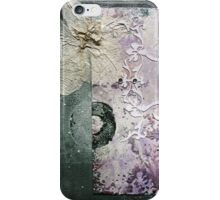 The Moth Orchid iPhone Case/Skin